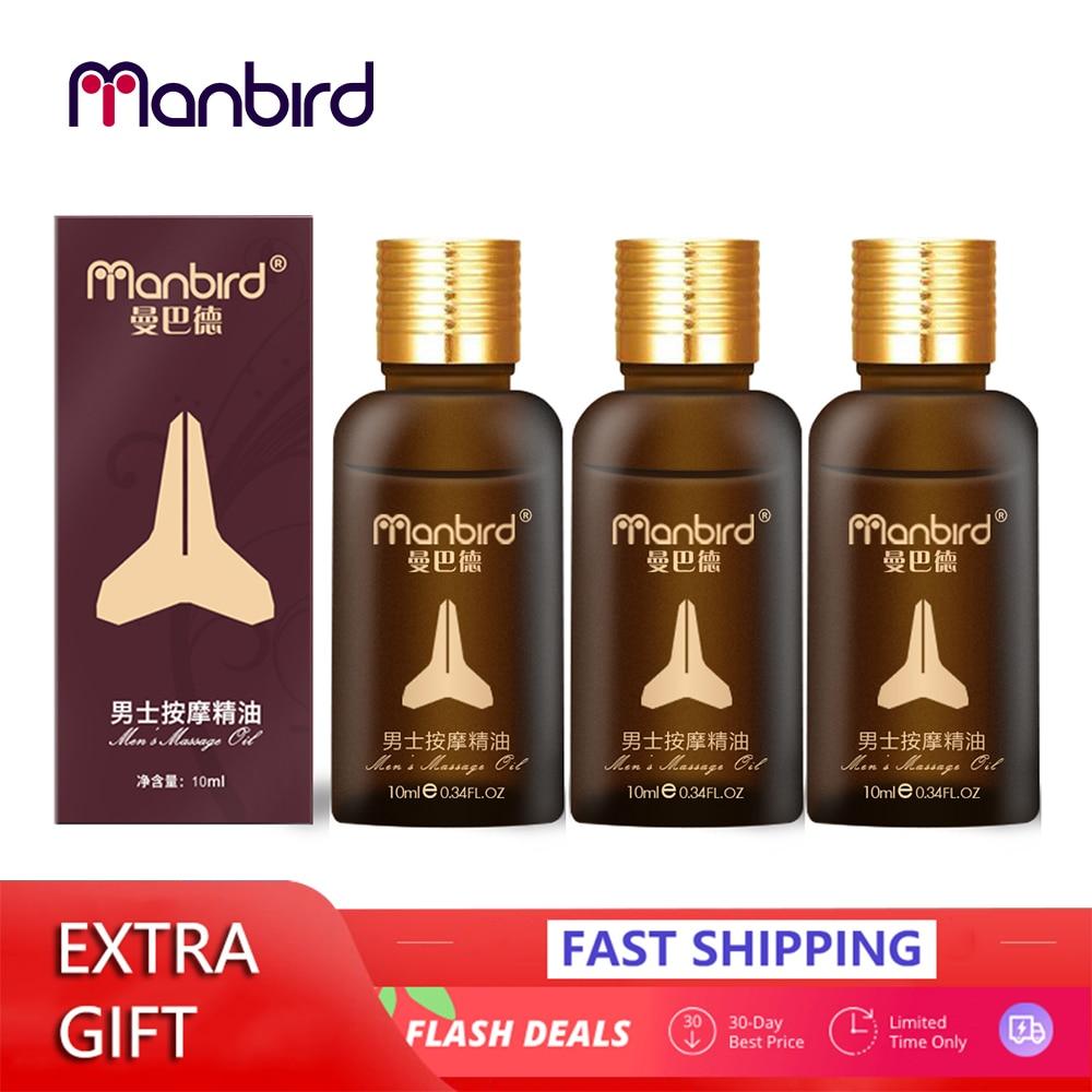Manbird powiększenie penisa zwiększenie wzrostu Big Dick żel Anal lubrykant do seksu intymne towary dla produkty erotyczne dla dorosłych 18 +