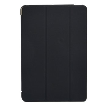 New Ultra Slim Tri-Fold PU Leather Case with Crystal Hard Back Smart Stand Case Cover for iPad mini 1 2 3 7.9 tablet Flip Cover tablet hard cover for apple ipad 2 3 4 ipad 4 3 magnetic stand pu leather cover gift smart smart fold flip shell skin protector
