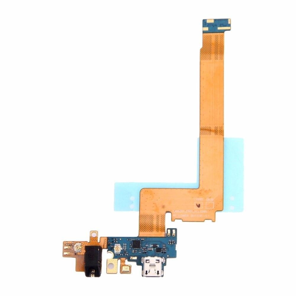 100% Original For LG G Flex /D950/D955/D958/D959/F340/LS995 USB Charging Connector Port & Microphone Flex Cable Replacement