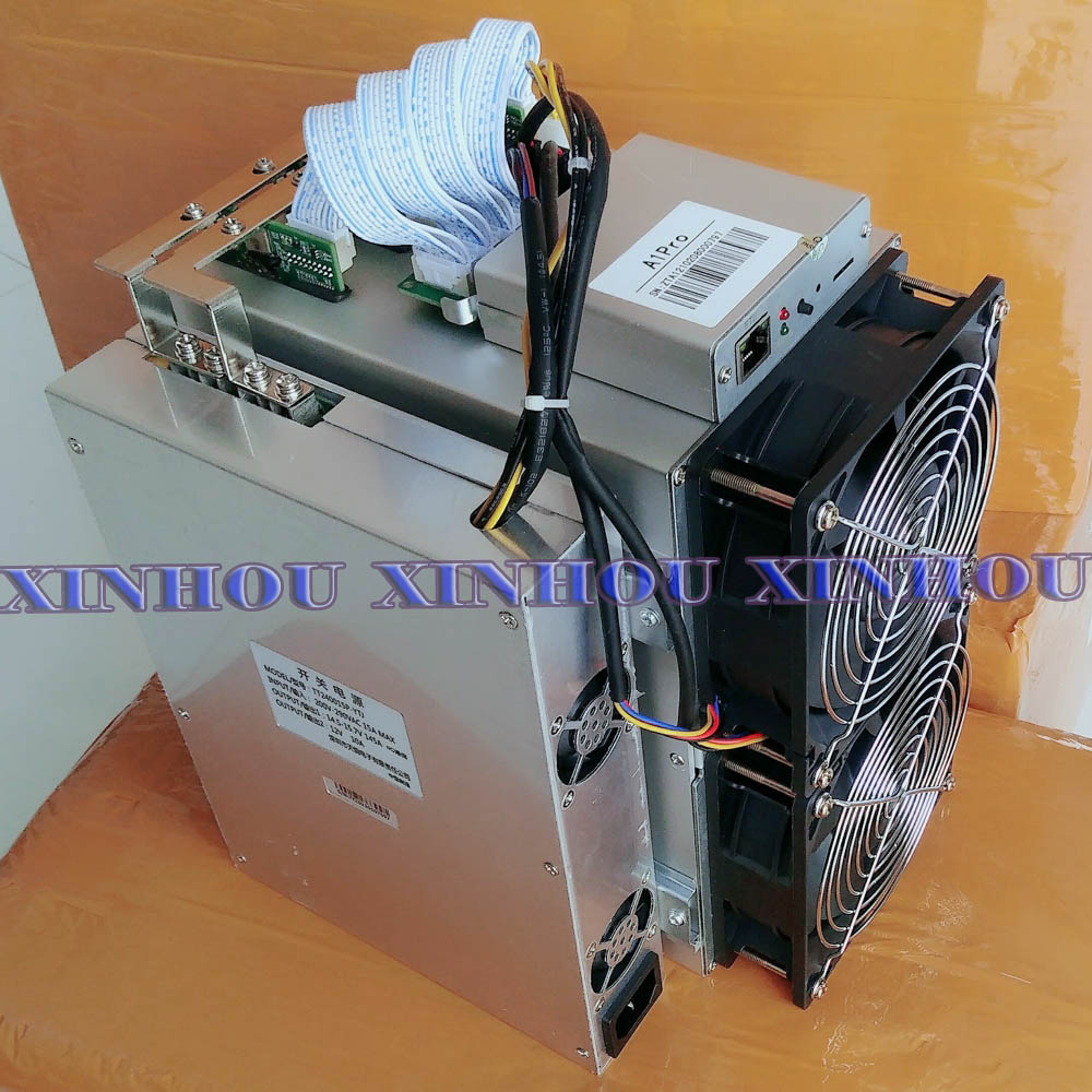 New Asic Bitcoin Miner Love Core A1Pro 23T BTC BCH Miner With PSU Economic Than Antminer S19 T19 S17 T17 Z15 WhatsMiner M21S M31 2