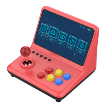 9 дюймов игровой консоли геймпад легкий для игры в мяч IPS аркадный джойстик 2000 игры элементы для POWKIDDY A12