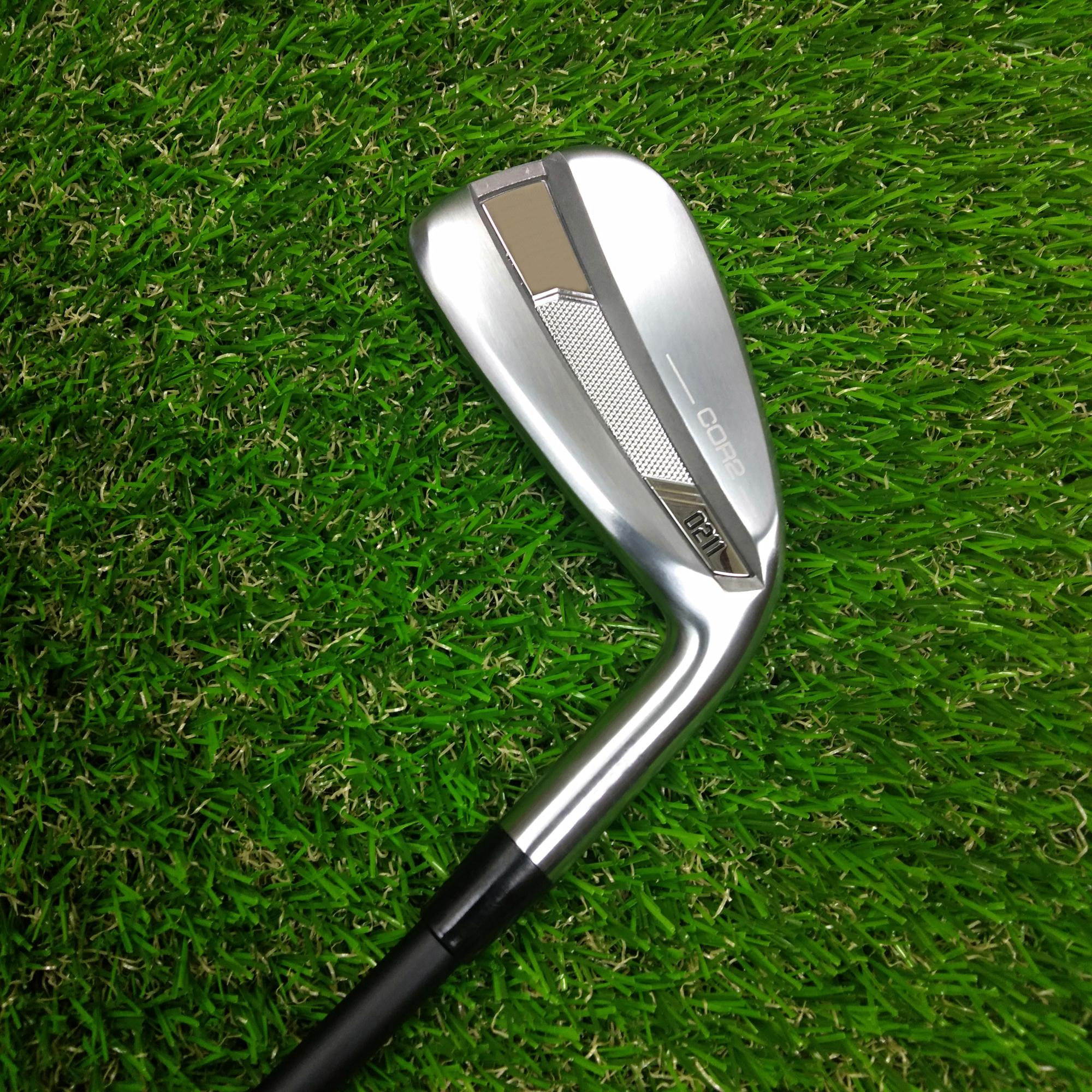 Golf Clubs 0211 COR2 Irons Sliver Golf Forged Iron 4-9WGS A Set Of 9 Pieces R / S Send Headcover Free Shiping