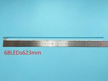 5PCS V500H1-ME1-TLEM9 New For haier LH50DU6000 V500HJ1-ME1 LED Backlight Bar 68LED 623MM 100%NEW