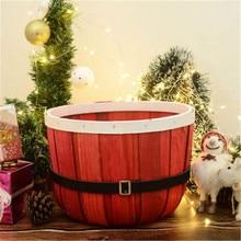 Baby Newborn Christmas Studio Photo Props Red Belt Frame Prop Fotografia Accessories Bebe Posing Basket Sofa