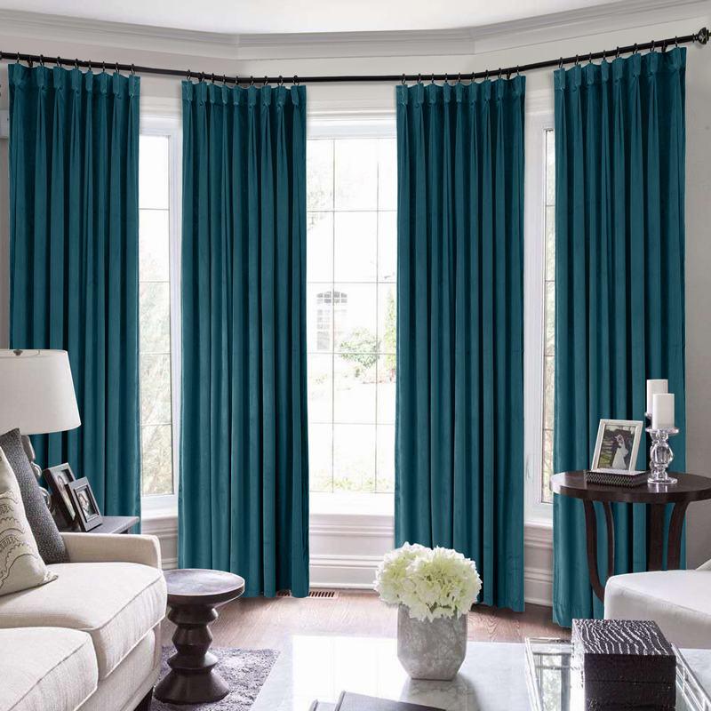 check MRP of velvet curtains fabric