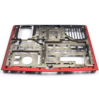 Original NEW Laptop Bottom Base Case Cover For Dell Alienware M14X R1 R2 Laptop Assembly Shell Bottom Cover R5DX6 0R5DX6 Red