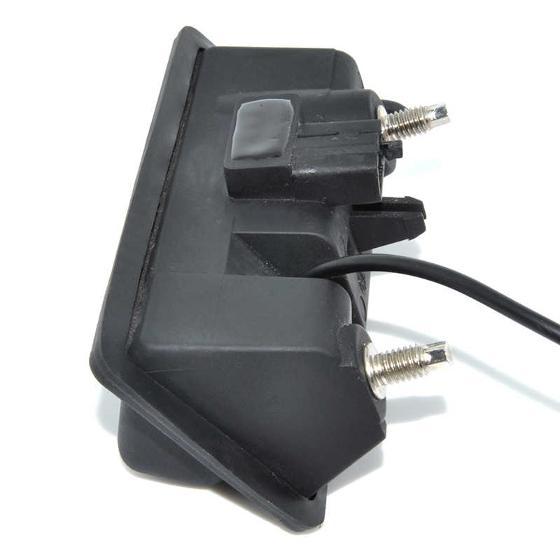 Ccd impermeável carro runk lidar com estacionamento retrovisor câmera de backup caso para audi/vw/passat/tiguan/golf/touran/jetta/sharan/touareg