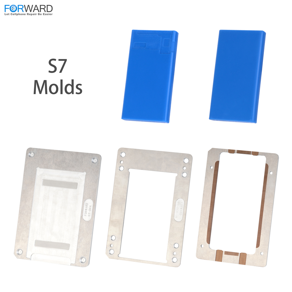Hot Sale Samsung S7 Edge Moulds For OCA Laminating And Cellphone Repair image