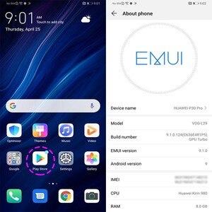 Image 4 - Global Versie Huawei P30 Pro Mobilephone 6.47 Inch Oled Full Screen Kirin 980 Octa Core 8Gb 256Gb In Screen 40W Supercharge