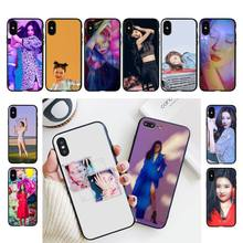 Phone-Case Sunmi 6s-Plus YNDFCNB for 11 8/7/6/.. 5S Xr LEE Girl 11-12pro Kpop