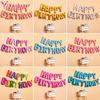 بالونات ألمنيوم لعيد الميلاد ، 16 بوصة ، زينة حفلات أعياد الميلاد للكبار والأطفال ، الأولاد والبنات ، 1 ، 2 ، 3 ، 4 ، 5 ، 10 ، 15 ، 16 ، 18 ، 30 ، 35 ، 60 سنة