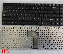Beste notebook tastatur für HASEE A470P K470P D1 D2 D3 D4 7G-2 7G 2 UNS/SPANISCH/arabisch layout