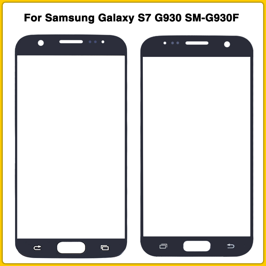 AAA <font><b>S7</b></font> LCD Front Panel For <font><b>Samsung</b></font> <font><b>Galaxy</b></font> <font><b>S7</b></font> G930 SM-G930F <font><b>G930FD</b></font> Touch Screen <font><b>Display</b></font> Digitizer Sensor outer Glass Lens Cover image
