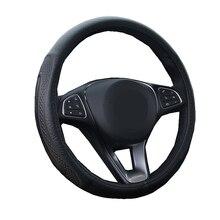 عجلة توجيه سيارة غطاء التفاف شاحنة حافلة الجلود الاصطناعية أقطار ل 36 38 40 42 45 47 50 سنتيمتر S / M / L حجم اكسسوارات السيارات