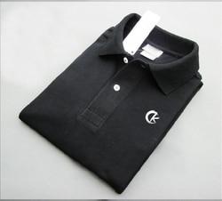 Summer Lapel Pure Color Polo Shirt Men New Product Fashion Simple Loose Cotton Short Sleeve Men T-Shirt