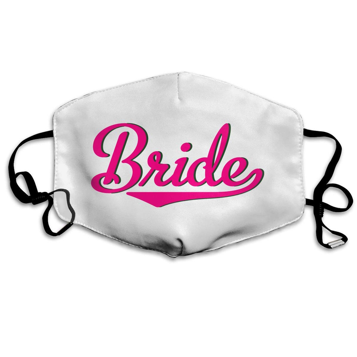 Mouth Mask Bride Print Masks - Breathable Adjustable Windproof Mouth-Muffle, Camping Running For Women And Men