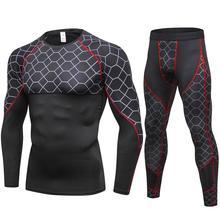 Fanceey Long Johns Winter Thermal Underwear Men Quick Dry St