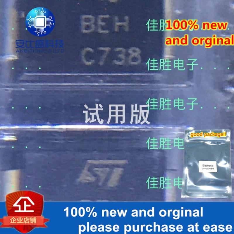 30pcs 100% New And Orginal  SM15T22C DO214AB Silk Screen BEH  In Stock