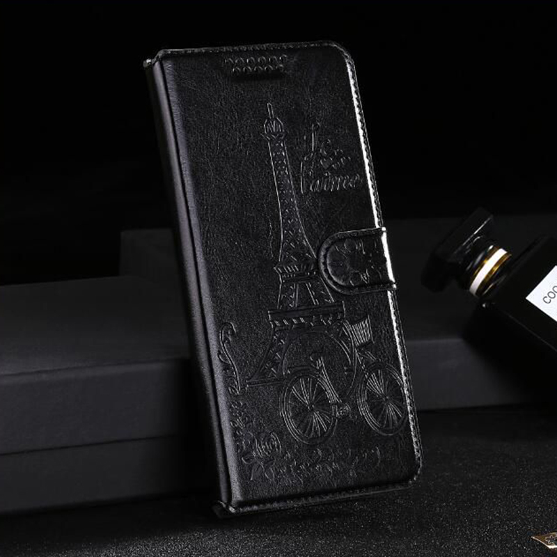 Tree Tower pattern Leather <font><b>Case</b></font> For <font><b>Samsung</b></font> Galaxy <font><b>Grand</b></font> <font><b>2</b></font> <font><b>G7102</b></font> G7105 Y Wallet phone cover image