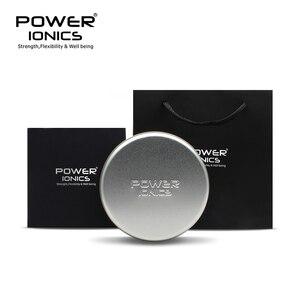 Image 5 - Power Ionics Genuine 100% Titanium 99.999% Germanium Necklace Balance w/ Retail Box PT030