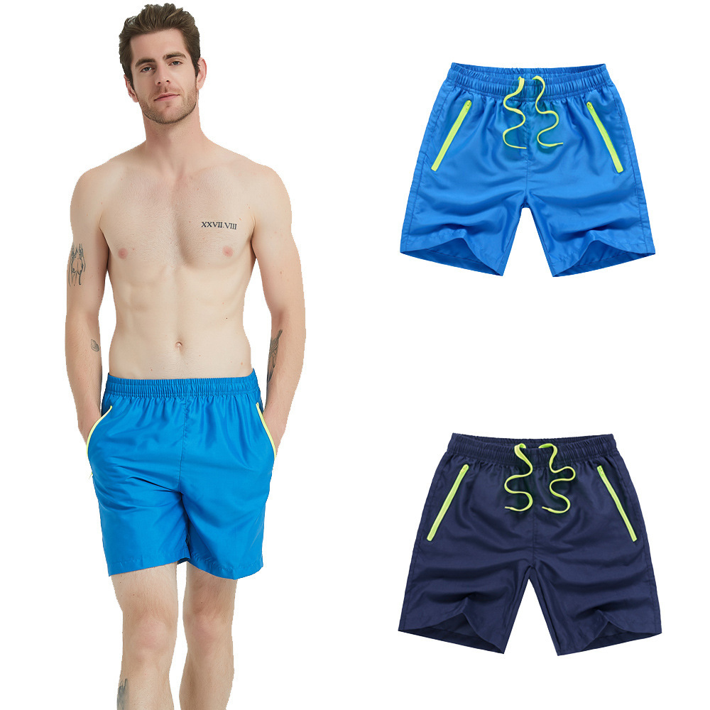 Quick-Drying Beach Shorts Loose-Fit Europe And America Large Size Men Fashion Casual Shorts