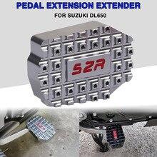 Extension de pédale pour moto SUZUKI VSTROM650 DL650, 650