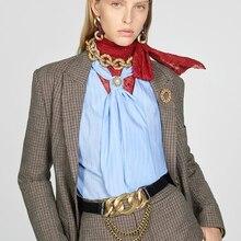 Dvacaman ZA новейший в стиле панк Ограниченная серия кожаные ремни для женщин модные поясные Ремни Аксессуары Украшения для тела Вечерние подарки
