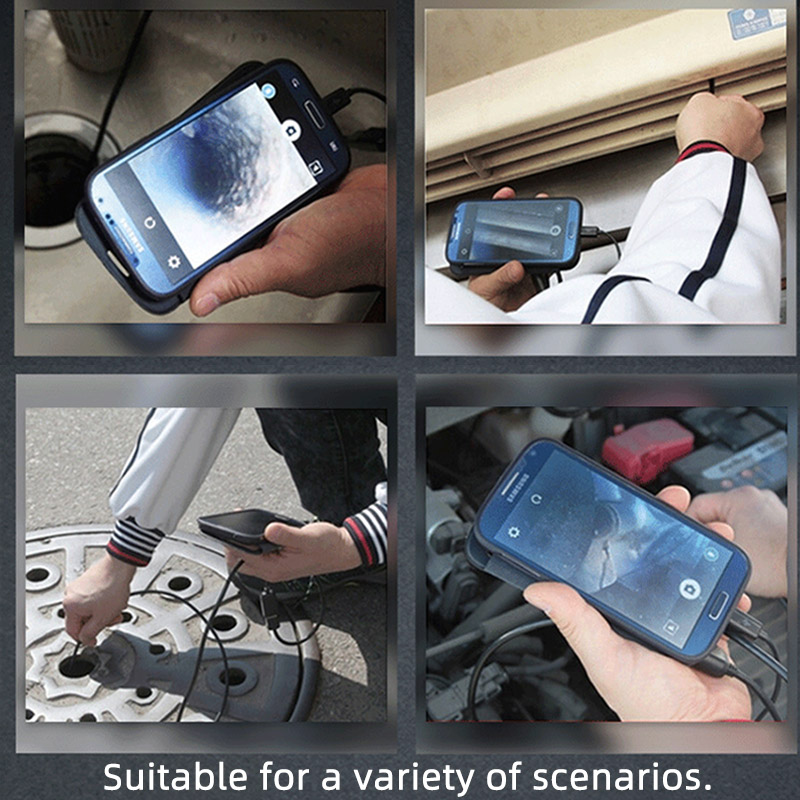 Smartphone Endoscope Camera