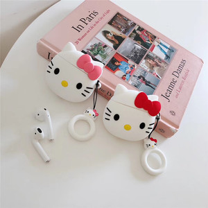 Image 4 - Cartoon Wireless Bluetooth Earphone Case For Apple AirPods 2 Silicone Charging Headphones Cases For Airpods Protective Cover