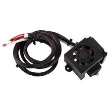 3D Drucker Zubehör Extruder Hot End Düse Kit ist Geeignet für CR-10/S/S4/S5 und Ender-3 düse Full Kit, etc.