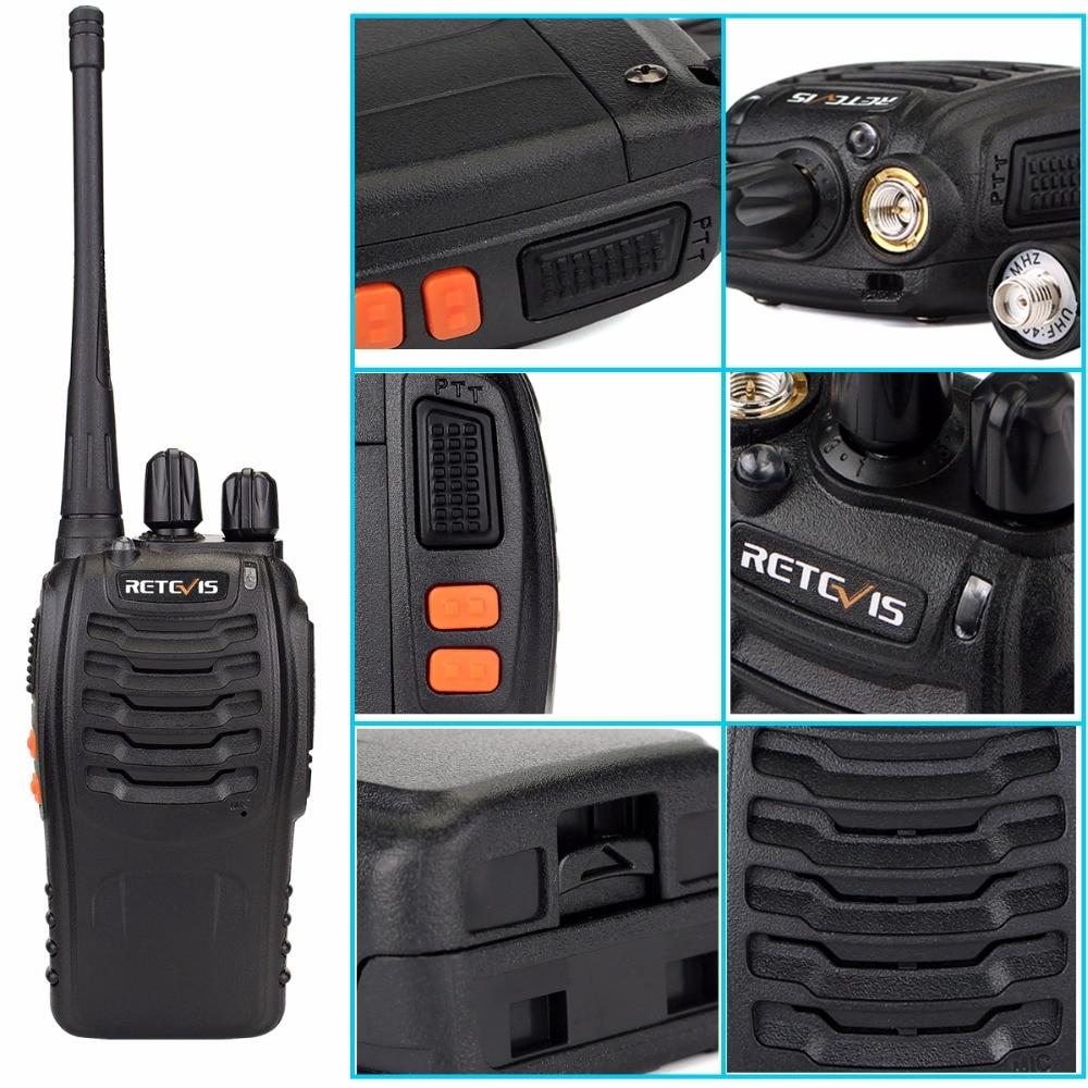 Image 5 - 20pcs Walkie Talkie Retevis H777 3W UHF 400 470MHz Handheld Portable Radio Set Ham Radio Hf Transceiver Communication Tool-in Walkie Talkie from Cellphones & Telecommunications