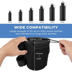 Image 4 - UTV טרקטורונים אוניברסלי Rollator לשתות מים כוס מחזיק כיסא גלגלים עבור פולאריס RZR 800 900 1000 xp ריינג עבור יכול Am maverick X3 canam