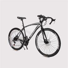 Шоссейный горный велосипед с фиксированной передачей снегоход