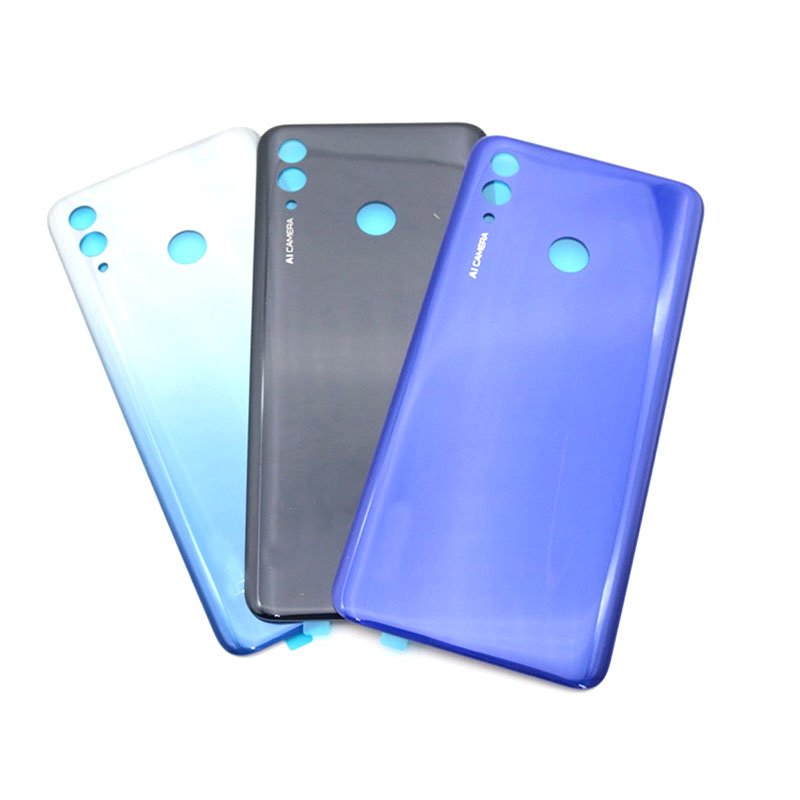 Replacement For huawei honor 10 lite Back Glass Battery Cover Rear Door Housing Case Panel POT-LX3 L23 LX1 L21 LX2 image