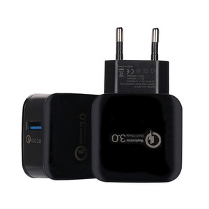 Image 4 - Quick Charge 3.0 EU Plug Mobile Phone Charger 15W Fast Wall USB Charger Adapter for Samsung Xiaomi USB Phone Chargers