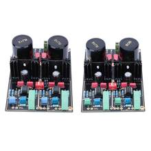 Audio Amplifier Board Dual Circuit MM/MC Phono Stage HIFI Amp Finished Amplifier Board(China)