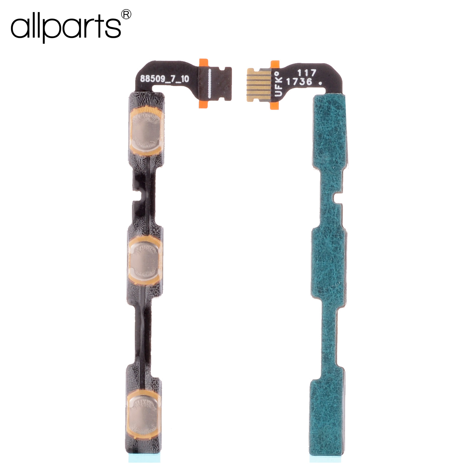 Volume Button Power Switch On Off Button For Xiaomi Redmi 4x Flex Cable Power Volume Buttons