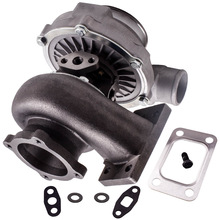 POLISHED Compressor Turbo-Charger Universal GT30 500 A/R-51 TRIM Anti-Surge T3.82 500BHP