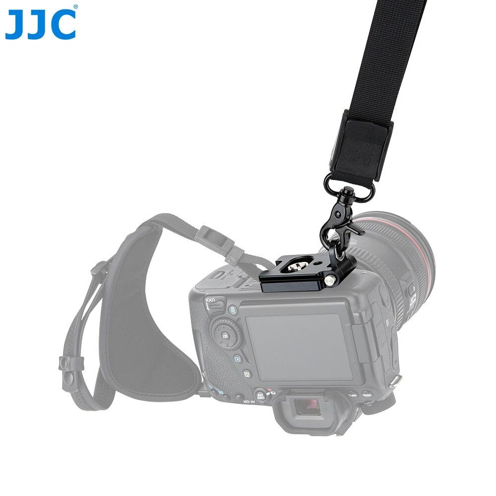 Image 4 - JJC NS PRO1M быстросъемный ремень для SLRS и беззеркальной камеры  s для Nikon D5200/Canon EOS 80D, 200D/Yi цифровой камерыРемешок для  камеры
