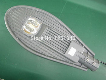 50W LED Street lights AC85-265V Road light 5000LM Ultra Brightness Garden lamp IP65 Waterproof Epistar Outdoor Lighting Lamps CE цена 2017