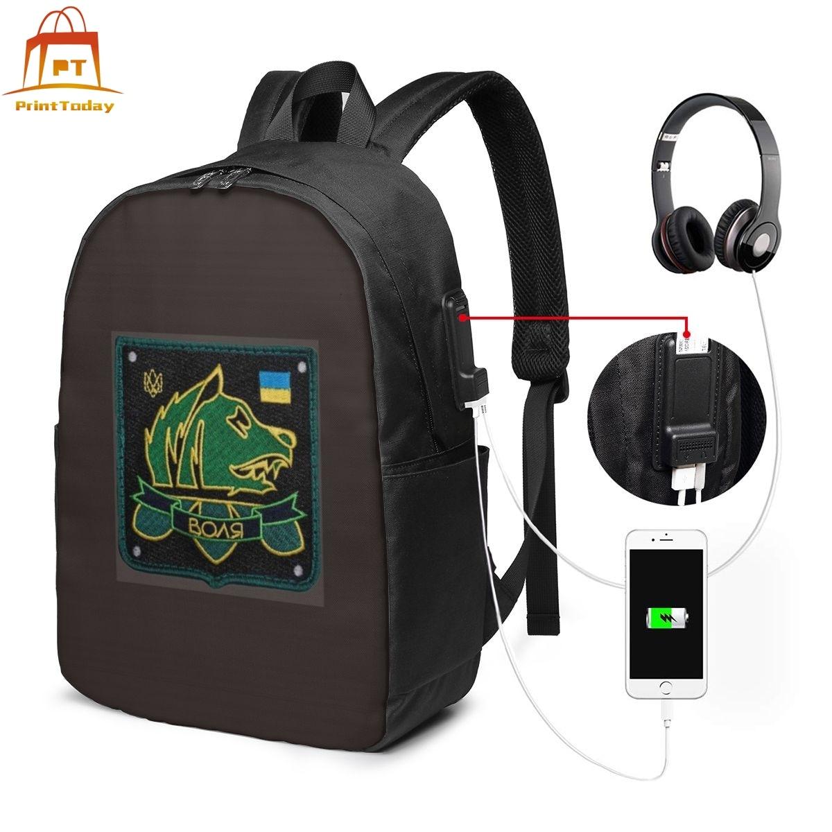 Stalker Backpack Stalker Backpacks Print Student Bag Trend Man - Woman Travel High Quality Multi Function Bags