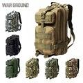 Военные тактические военные рюкзаки 1000D нейлон 30L водонепроницаемый походный рюкзак для рыбалки камуфляжные сумки