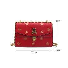Chain Crossbody Bags for Women 2020 Luxury Fashion Highquali