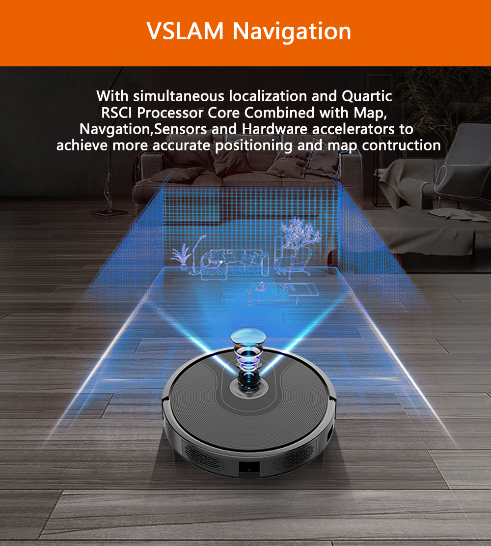 H24cc3d92b0a34e8db54be91fadc646e0l ABIR X6 Robot Vacuum Cleaner with Camera Navigation,WIFI APP controlled,Breakpoint Continue Cleaning,Draw Cleaning Area,Save Map