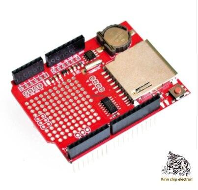 5 PCS/LOTXD-204 Data Recorder Data Loginingshield Red