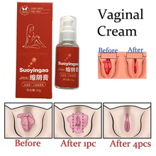 Shrink Vaginal Tightening Lubricant Orgasmic Gel Sex Drops W