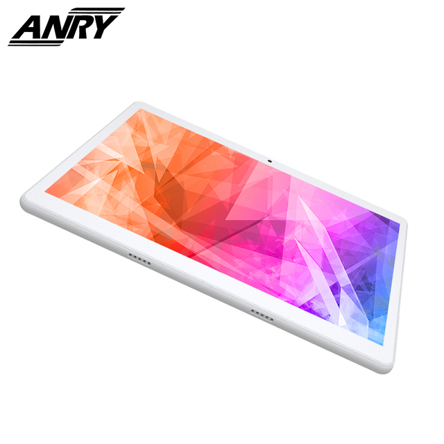 Tablet 10.1 Inch Dual SIM 4G Phone Call Tablets Octa Core Android 10.0 HD Touchscreen Tablet 32GB ROM 2GB RAM 5000mAh Battery 1