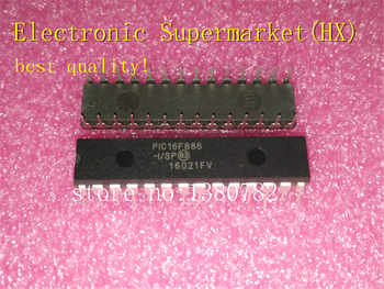 Free Shipping 50pcs/lots PIC16F886-I/SP  PIC16F886  16F886-I/SP  DIP-28  New original  IC In stock! - DISCOUNT ITEM  0% OFF All Category