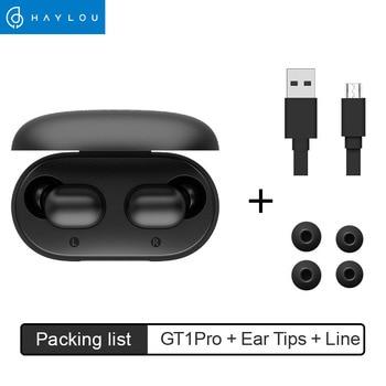 Haylou-auriculares HD estéreo con TWS