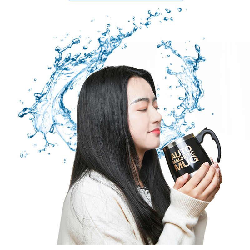 Copo de mistura automática copo de café misturador liquidificador portátil mini máquina de café juicer máquina suco smoothie maker misturador do agregado familiar